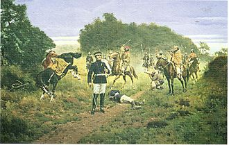 José María Paz - Capture of general Paz