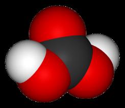 Ácido carbónico - Wikipedia, la enciclopedia libre