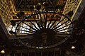 Cardiff, inside of the Clock Tower of Cardiff Castle.jpg