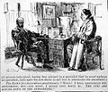 Caricature- Punch; Doctor and Patient. Wellcome L0028089.jpg