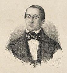 Carl Ferdinand Becker (Quelle: Wikimedia)