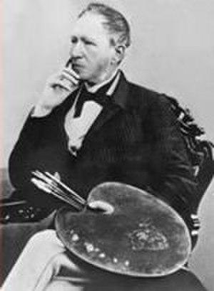 Muuga, Lääne-Viru County - Carl Timoleon von Neff, ca. 1860-70