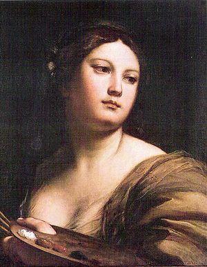 Faustina Maratti - Faustina Maratti, by Carlo Maratti 1698