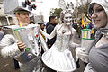 Carnival Fat Tuesday costumes Robot Silver Bunny.jpg