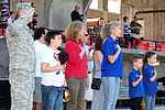 Carolina Mudcats hold military appreciation game 130525-F-YG094-010.jpg