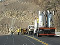 Carretera longitudinal del norte, Chalatenango ( obras de señalización ) - panoramio.jpg