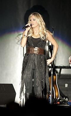Carrie Underwood in April 2011 (3).jpg