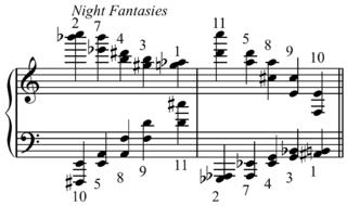 All-interval twelve-tone row