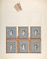 Carved and Painted Ceiling with Six Figural Medallions, for Cleish Castle MET DP805630.jpg