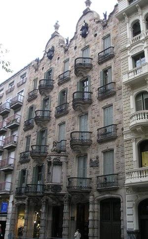 Casa Calvet - Casa Calvet