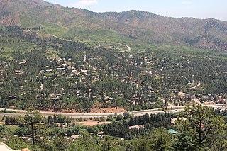 Cascade-Chipita Park, Colorado Census Designated Place in Colorado, United States