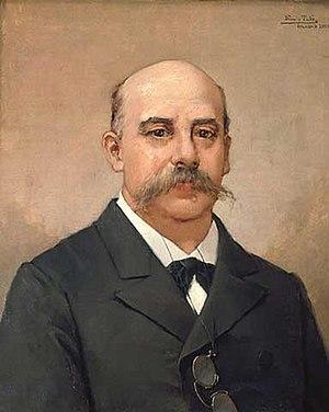 Emilio Castelar - Image: Castelar by Josep Nin i Tudó