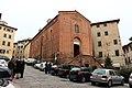 Castelfiorentino, Santi Lorenzo e Leonardo, esterno 01.jpg