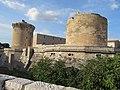 Castello Aragonese dal camminamento posteriore.jpg
