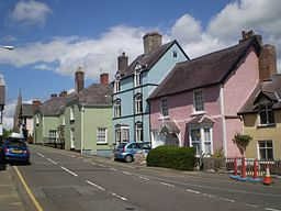 Castle Street, Ruthin - easterly view.jpg