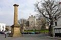 Castletown square and Castle Rushen - geograph.org.uk - 5417.jpg