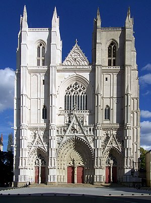 Nantes Cathedral - Nantes Cathedral