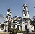 Cathedral of the Most Holy Rosary (Portuguese Church), Calcutta (Kolkata).JPG
