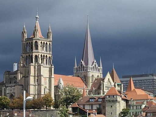 Vocation de la cathédrale de Lausanne, appel aux artistes
