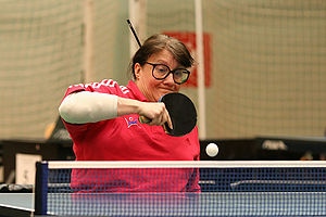 Great Britain at the 2008 Summer Paralympics - Cathy Mitton competed in the women's C1–2 event