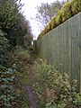 Catholic Lane Footpath - geograph.org.uk - 1581939.jpg