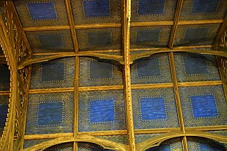 Church of the Covenant (Boston) - Image: Ceiling Church of the Covenant (Boston) DSC08263