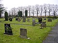 Cemetery - Tadcaster Road - geograph.org.uk - 1727946.jpg
