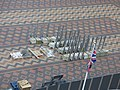 Centenary Square behind barriers (34282457161).jpg
