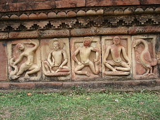 Buddhism in Bangladesh - The Somapura Mahavihara is the oldest Buddhist institution in Bangladesh.