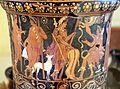 Cerchia del pittore di dario, loutrophoros con atlanta a il cinghiale calidonio, 330 ac ca, dalla tomba 33 a timmari 05.jpg