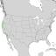 Cercocarpus betuloides range map 1.png