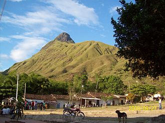 Colombian Massif - Image: Cerro Lerma