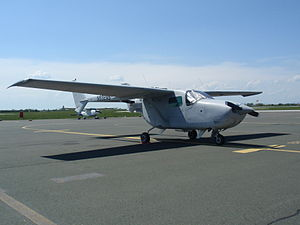 1996 shootdown of Brothers to the Rescue aircraft - A Cessna 337 similar to the incident aircraft