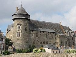 Le vieux château.