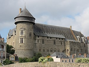 House of Laval - The castle in Laval