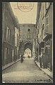 Chabeuil (Drôme) Grand'Rue et Porte Moyen-Age (33638007093).jpg
