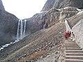 Changbai Waterfall-Stone Steps to Heaven Lake.jpg