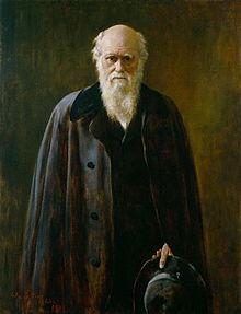 Wer War Charles Darwin