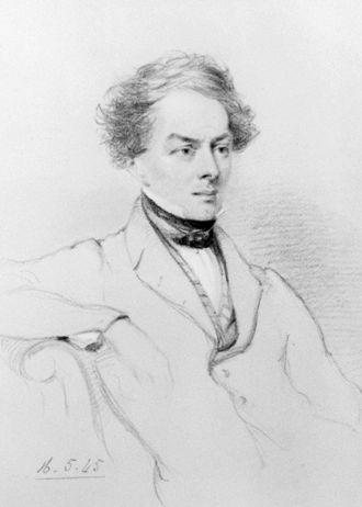 William Brockedon - Image: Charles Fellows cropped mw 02197