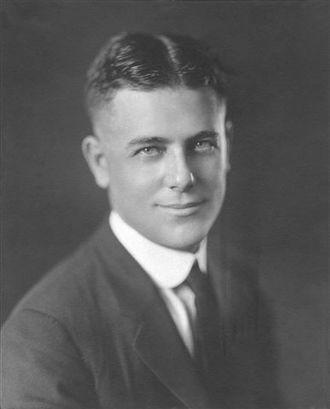 Charlton Lyons - Lyons at the age of 27 (1921)
