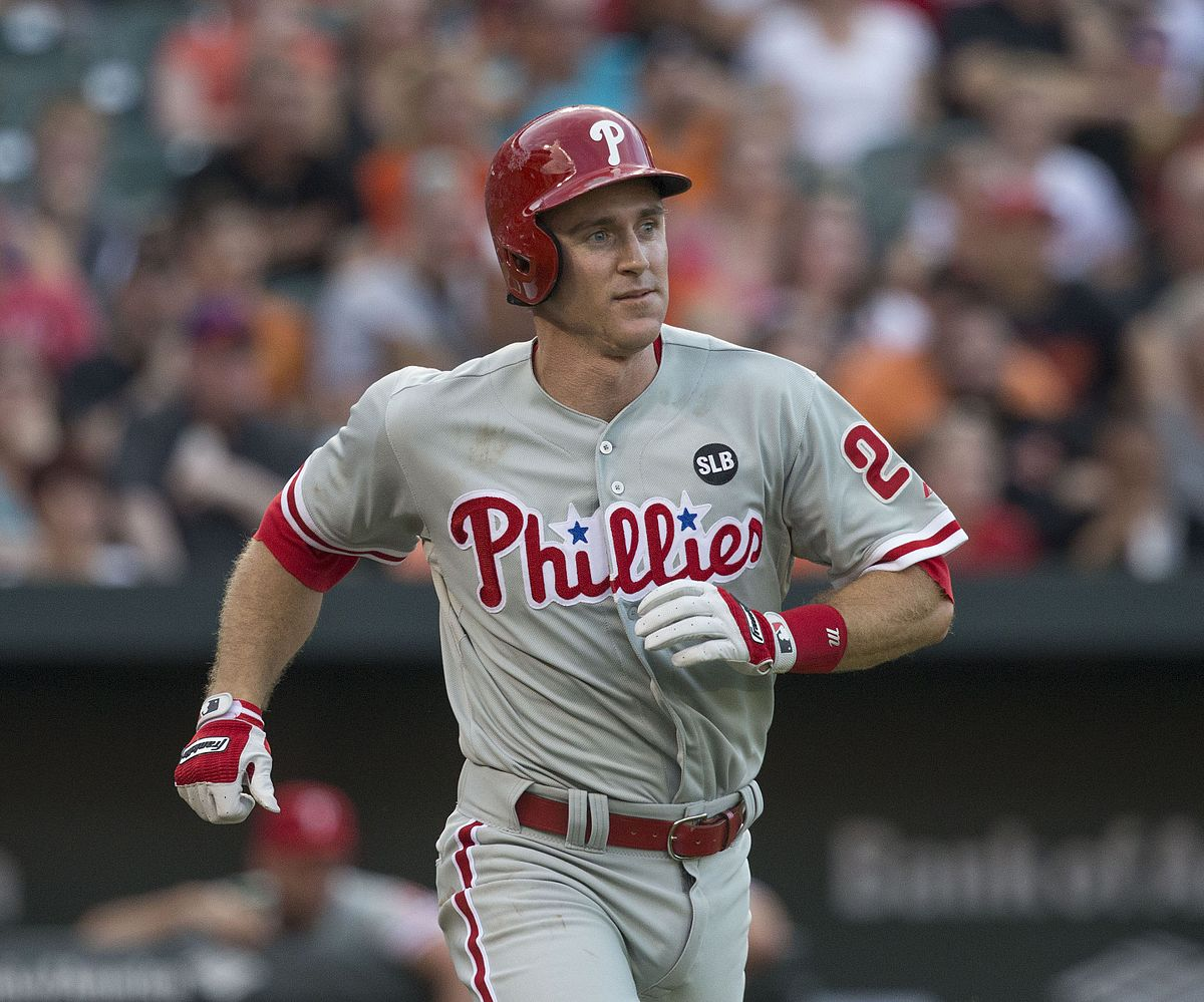 new product acd08 85fd8 Chase Utley - Wikipedia