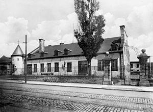 Château Ramezay - Château Ramezay, 1900-1925