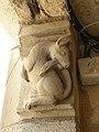 Chateau de Vincennes - chatelet escalier hors d'oeuvre 07.JPG