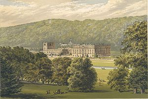 Eduard Ortgies - Chatsworth House