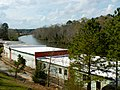 Chattahoochee River at Riverdale Milles; Riverview Historic District.JPG