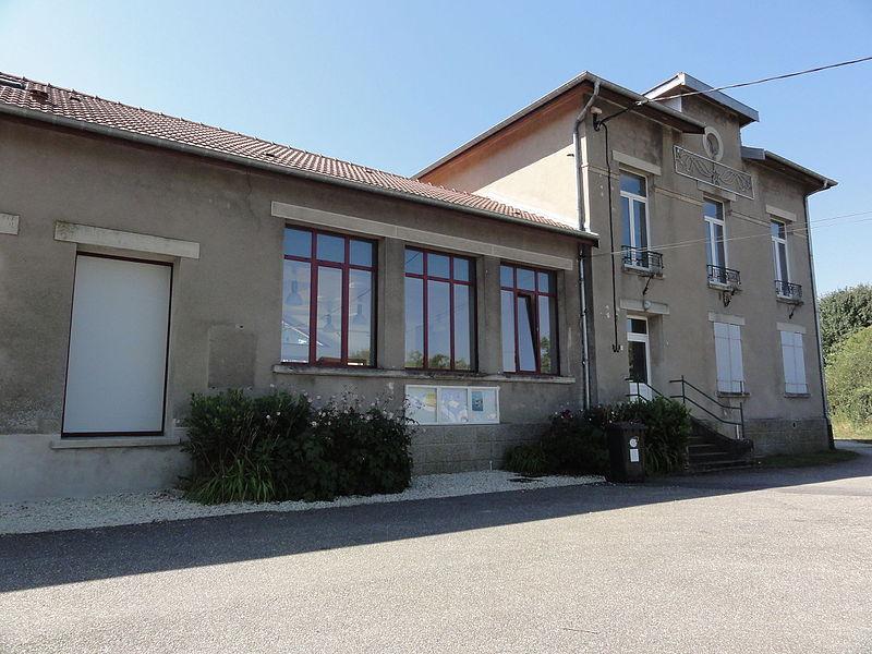 Chattancourt (Meuse) mairie