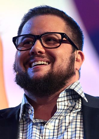Trans man - Chaz Bono, American author and transgender activist.