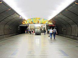Cherkizovskaya station