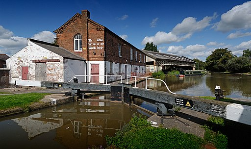 Chester Canal Basin - panoramio