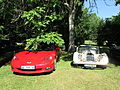 Chevrolet Corvette C6 convertible and Morgan.jpg